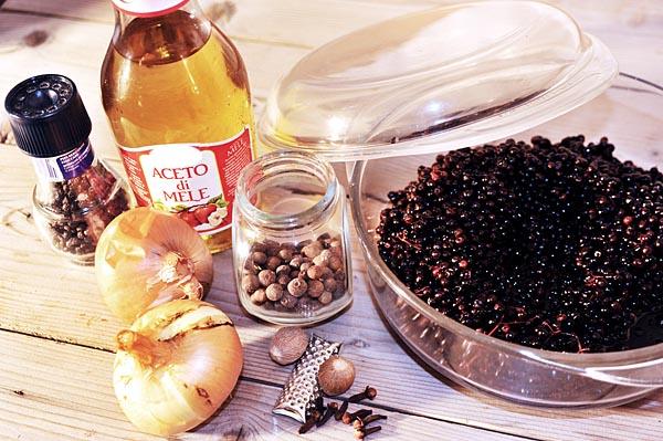 ingredienti salsa Pontack